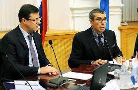 Дмитрий Азаров (слева) и Владимир Аветисян (справа)