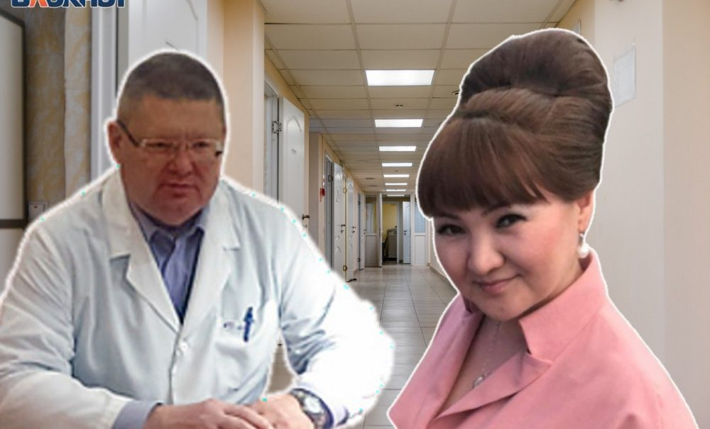 Главврач больницы Волгоградской области избил свою заместительницу во время планерки