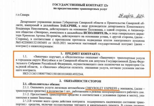 """Очередной аукцион на предоставление транспортных услуг для депутата Госдумы выигрывает компания """"Экопром"""""""