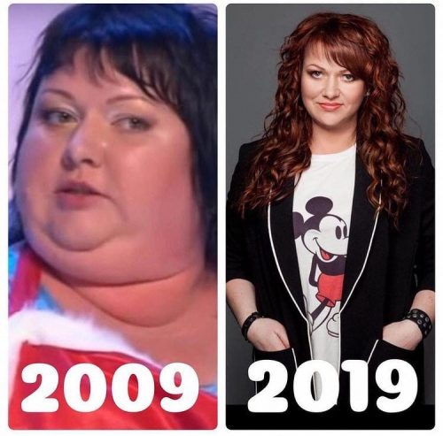 Ольга Картункова боится снова набрать вес