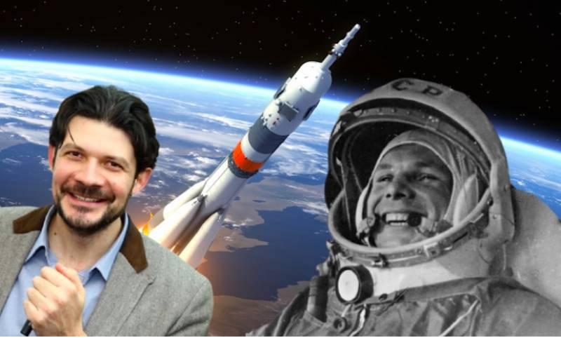 Даешь выходной: министра труда просят сделать День космонавтики нерабочим