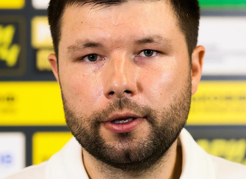 После разгромного поражения от «Ахмата» тренер ФК «Краснодар» Мурад Мусаев ушел в отставку