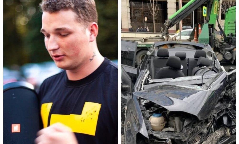 Заигрался в «шашечки»: блогер Эдвард Бил рассказал, как устроил жуткую аварию в центре Москвы