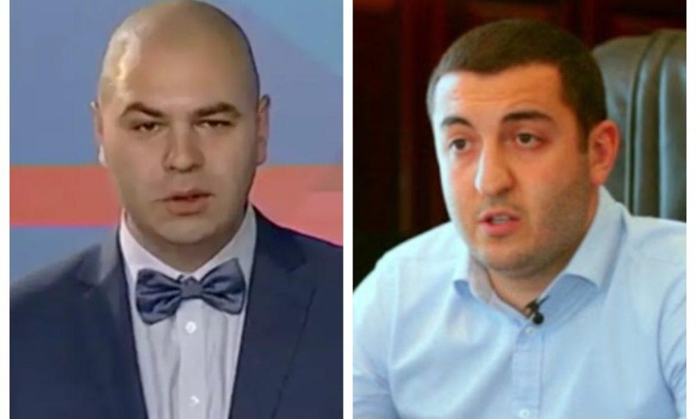 VIP-драка: сын экс-главы Осетии избил сына Жириновского