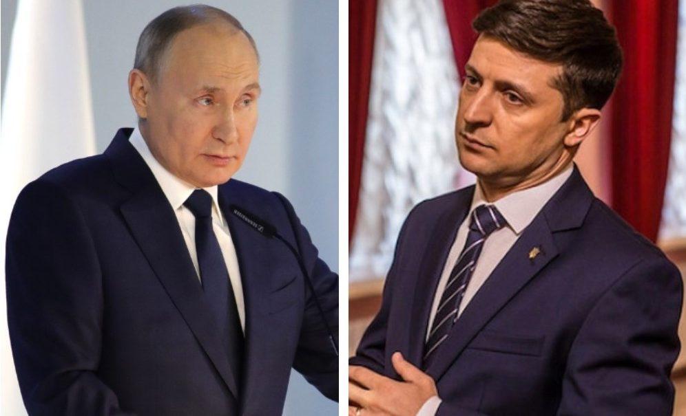 Все-таки напросился: Зеленский заявил, что Путин готов с ним встретиться