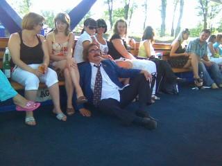 Александр Шатохин (на фото) любил выпить. Особенно в день работника торговли