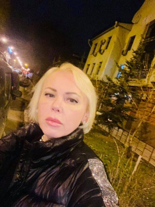 """Исполнительный директор благотворительного фонда """"ЕВИТА"""" Ольга Шелест"""