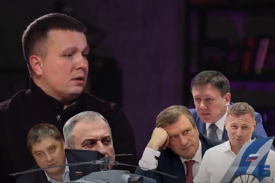 Кировские полицейские в интересах олигарха Гозмана пытались задержать пилота вертолета на операционном столе
