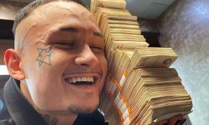 Моргенштерн пожертвовал детям 666 666 рублей