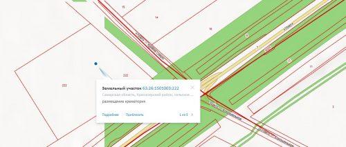 В публичную кадастровую карту уже внесли соответствующую информацию. Вид разрешённого использования земельного участка: размещение крематория
