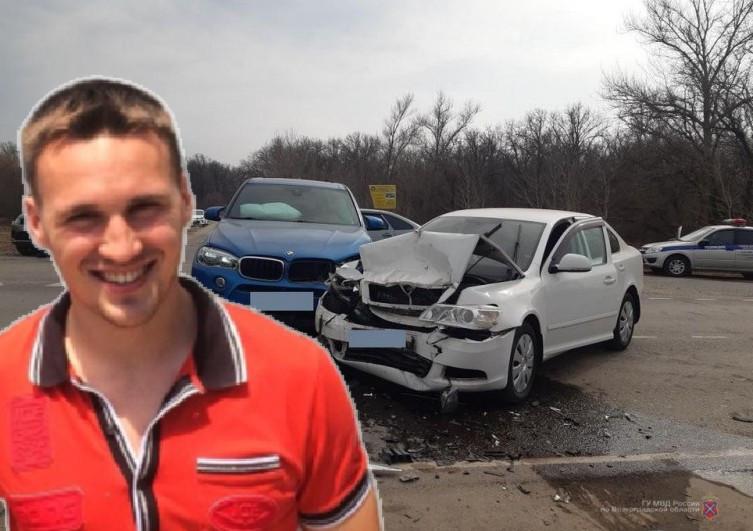 Сын волгоградского миллиардера на BMW X5 отправил в больницу жену и тещу федерального судьи