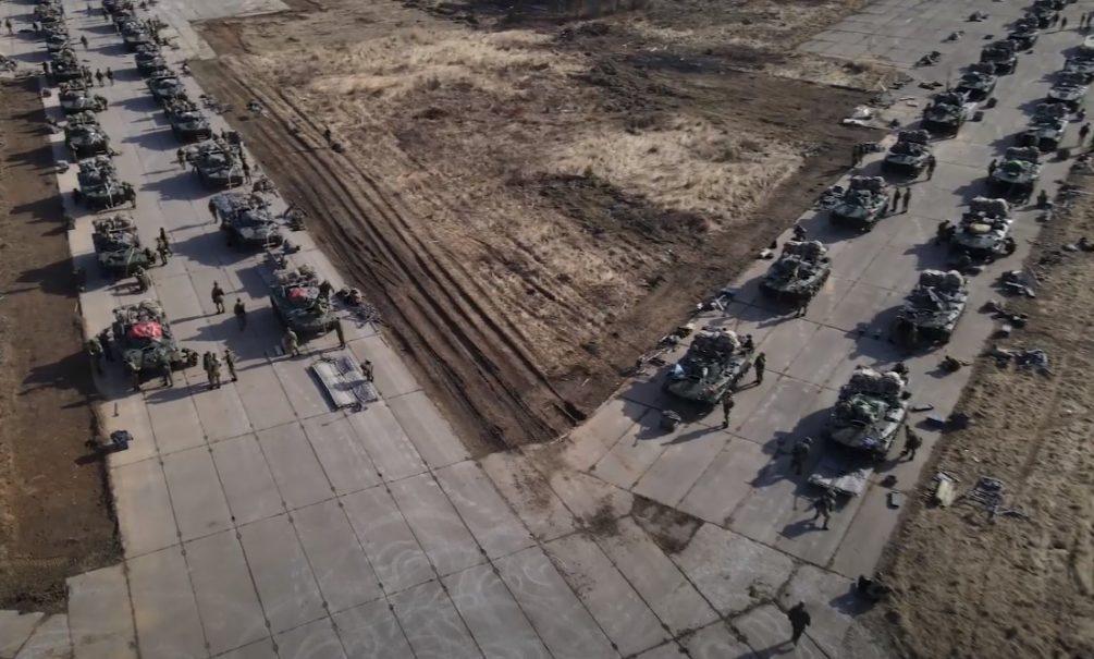 Запад испугается? В Крыму начались широкомасштабные армейские учения