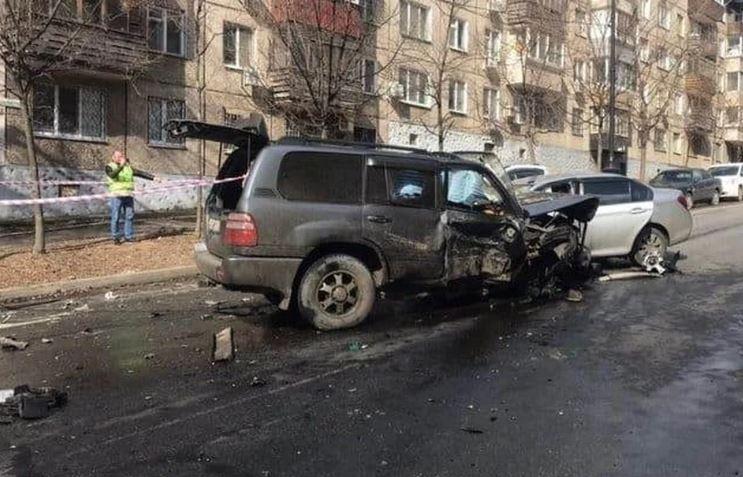 В Хабаровске пьяный родственник арестованного экс-губернатора Фургала устроил ДТП с двумя трупами