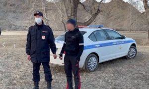 Тувинские полицейские случайно подстрелили девушку в погоне за пьяным водителем