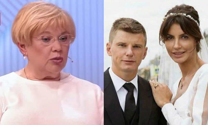 «Алиса - аферистка. Вытащила из сына 1 млн евро»: мать Аршавина обвинила его экс-супругу в мошенничестве
