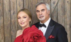 У Валерия Меладзе и Альбины Джанабаевой родился третий ребенок