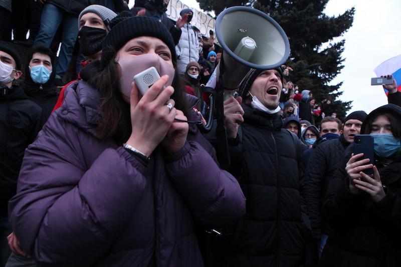 Полиция готовится к масштабной акции сторонников Навального: уже начались задержания
