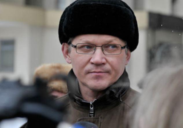 В Москве за организацию митинга задержали бывшего зампредседателя Госдумы Владимира Рыжкова