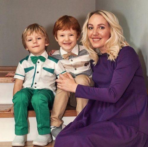 Звезда сериала «Деффчонки» Галина Боб родила третьего ребёнка