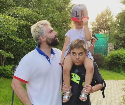 «Табуированных тем быть не должно»: экс-супруг Полины Гагариной о половом воспитании ее сына