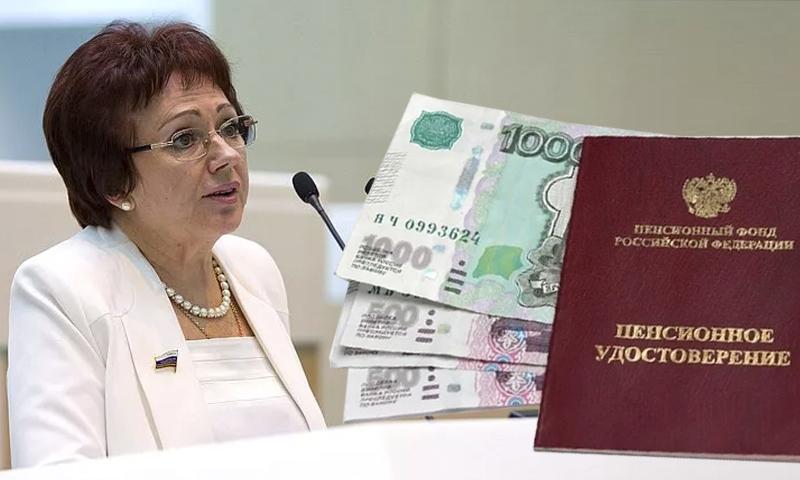 В парламенте рассказали, за что россияне получат прибавку к пенсии