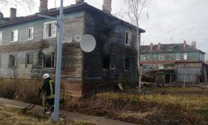 Семья с двухлетним ребенком погибла при пожаре в Архангельской области