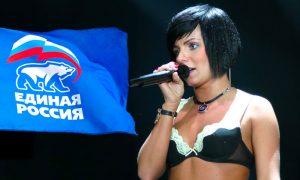 «Единая Россия» ищет таланты: 36-летняя татушка Юлия Волкова в первый раз собралась в Госдуму