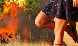 Школьницы в Пермском крае подожгли ферму ради эффектного ролика для Tik-Tok