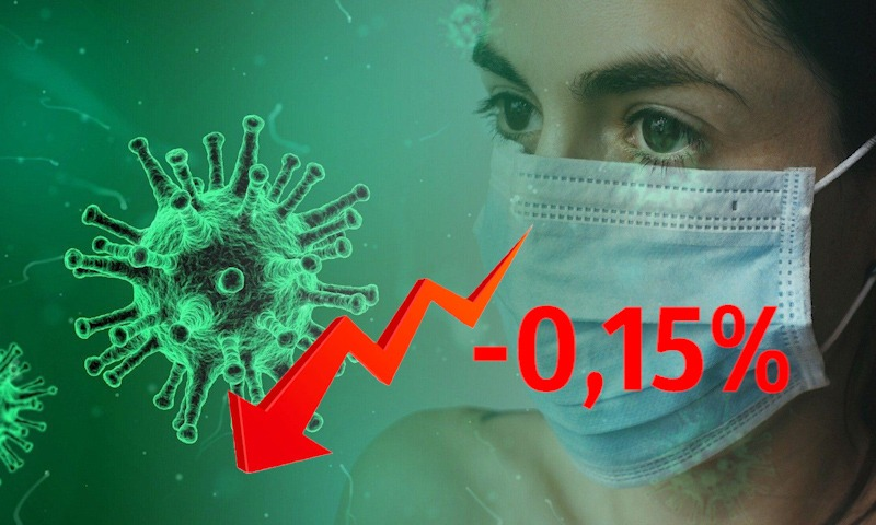Динамика коронавируса на 16 мая