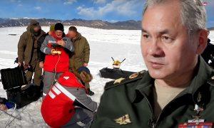 Спецназ учат выживать в тайге старообрядцы из Тувы, рассказал Шойгу