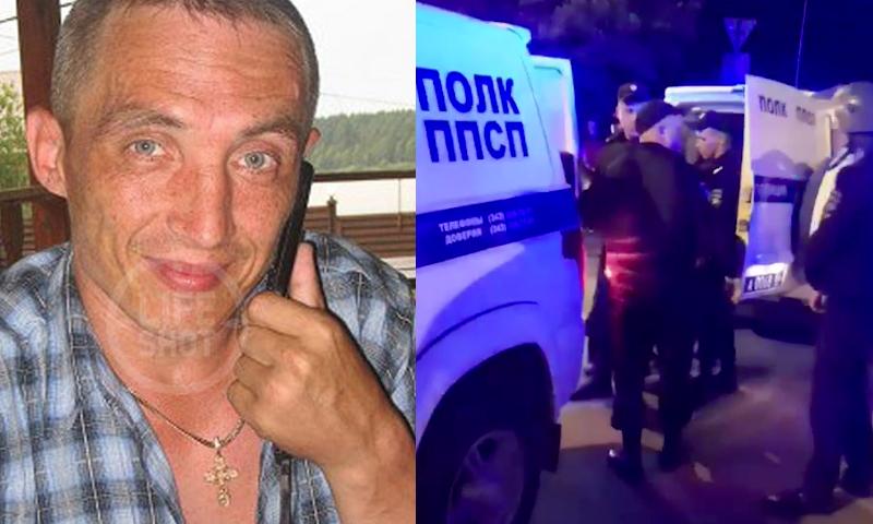 Экс-полицейского, расстрелявшего прохожих из окна, задержали, взяв квартиру штурмом