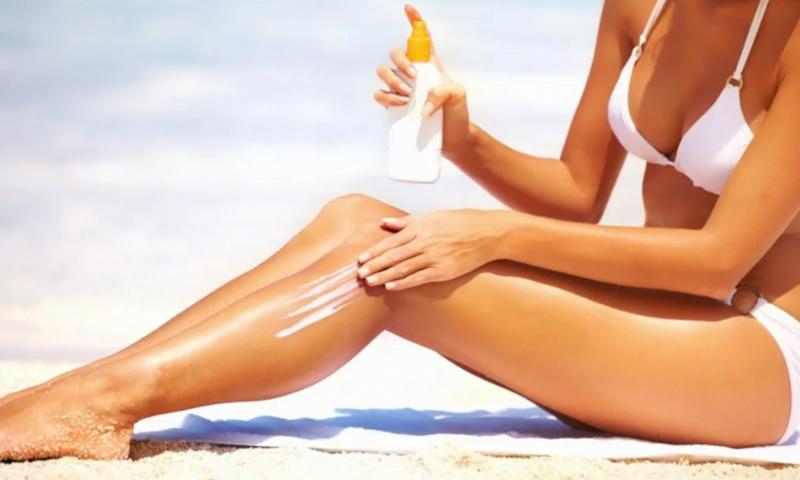 В кремах для защиты от солнца обнаружили вещество, вызывающее рак