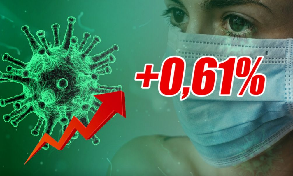 Динамика коронавируса на 24 мая