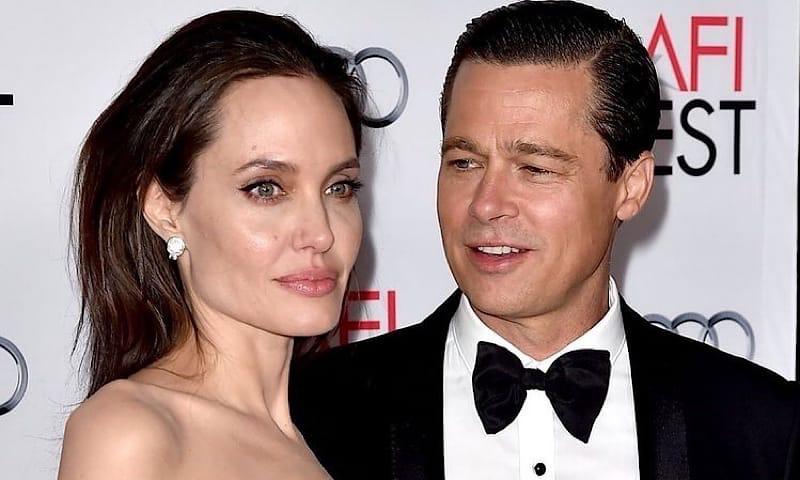 Питт выиграл суд у Джоли и получил совместную опеку над детьми