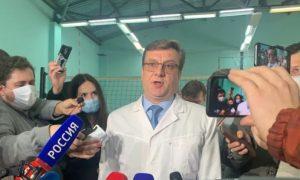Пропавший глава минздрава Омской области найден живым