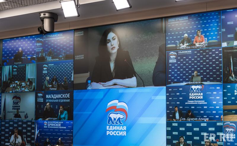 Без бюджетников никак: «Единая Россия» опять эксплуатирует свой излюбленный ресурс