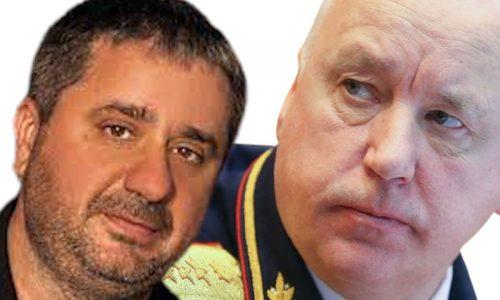 Сейчас Вячеслав Симоненко пытается привлечь внимание к этому делу председателя Следственного комитета РФ Александра Бастрыкина