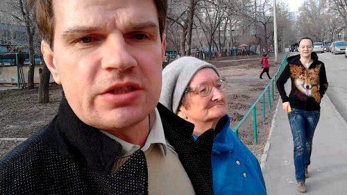 Общественник, инженер-гидротехник Сергей Корчевой