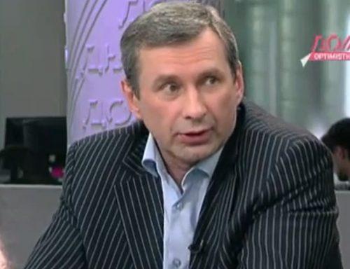 Топ-менеджер ГК Merlion, начальник службы безопасности этой группы компаний Борис Левин