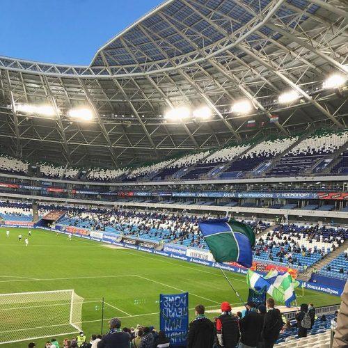 """Стадион """"Самара-Арена"""" не прослужил и трёх лет, после чего начал трещать по швам"""