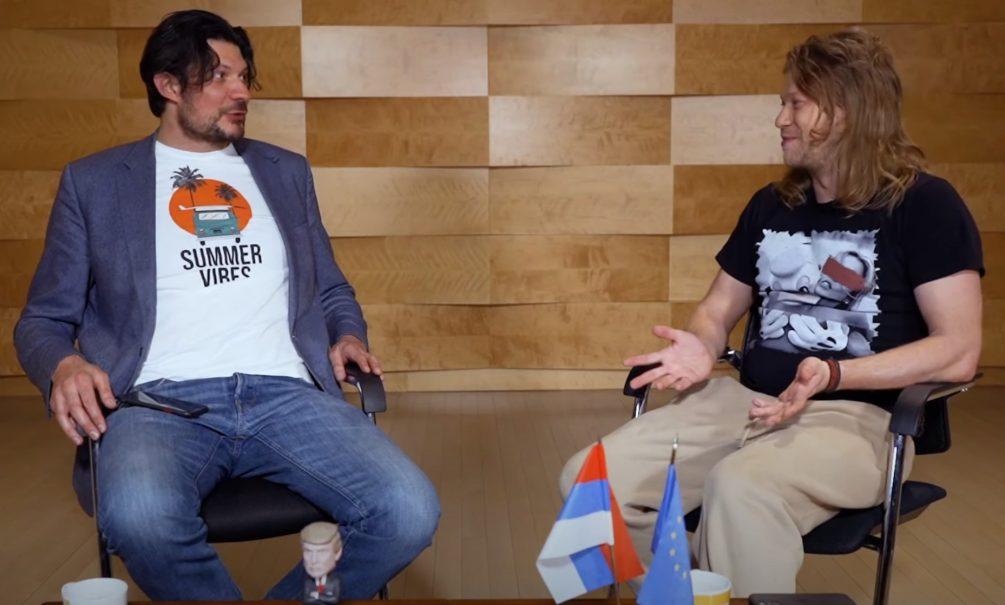 Наш ответ Евровидению: певец Роман Архипов в новом YouTube-шоу постебался над ЛГБТ