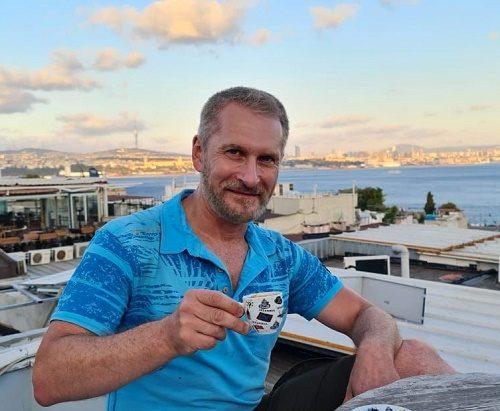 Кандидат биологических наук, известный эколог Сергей Симак