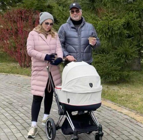 «Красивое имя!»: стало известно, как Меладзе и Джанабаева назвали новорожденную дочь