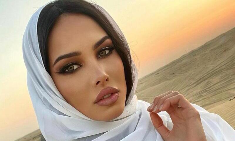 Анастасия Решетова косвенно подтвердила, что приняла ислам