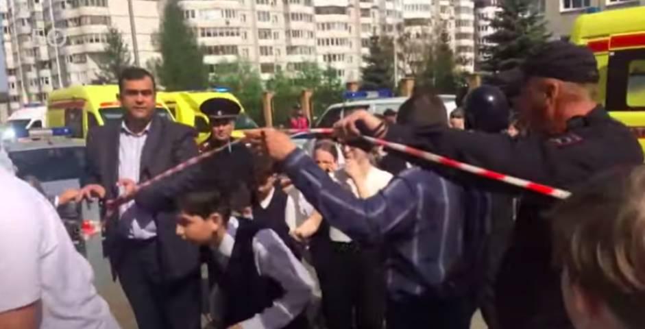 «Под нами будто бы провалился этаж»: уцелевшие во время бойни в Казани школьники рассказали подробности трагедии