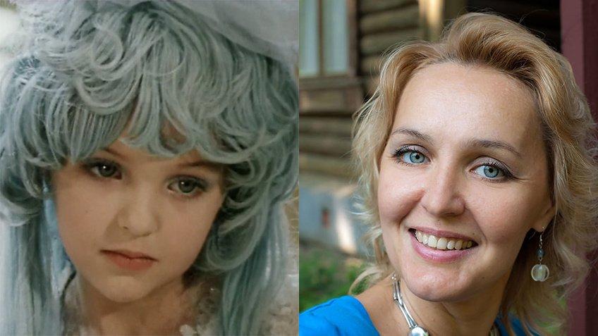 Девочка с голубыми волосами: ушла из жизни актриса, сыгравшая Мальвину