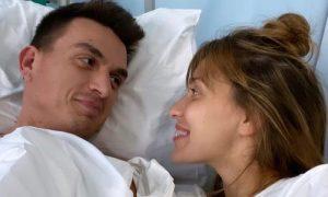 «Почти 4 ночи не спала»: Регина Тодоренко о госпитализации Влада Топалова