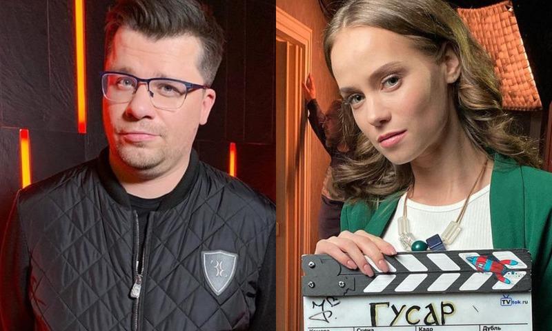 После слухов о романе: Гарик Харламов отдыхает в Сочи с актрисой сериала «Гусар»