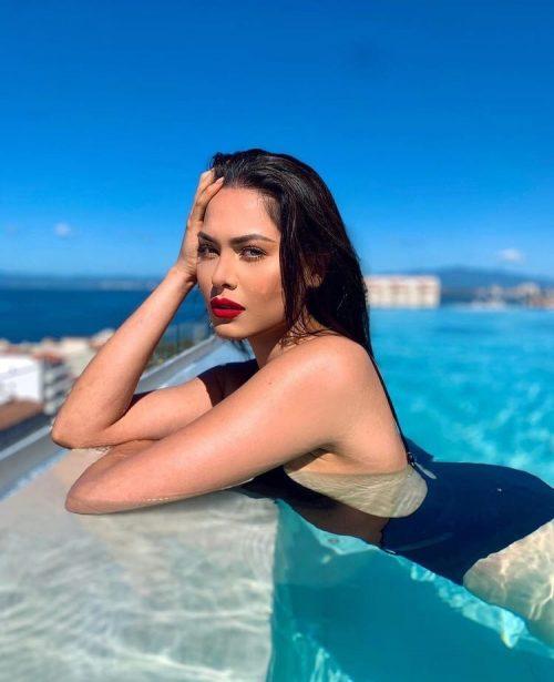 """Знойная красотка из Мексики стала новой """"Мисс Вселенной"""": публикуем горячие фото победительницы"""