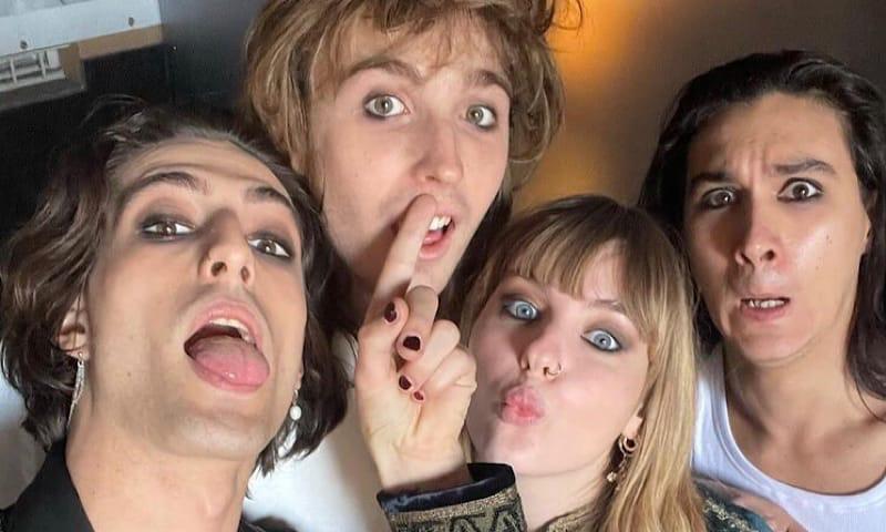 Стали известны результаты теста на наркотики вокалиста итальянской группы Maneskin, победившей на «Евровидении»